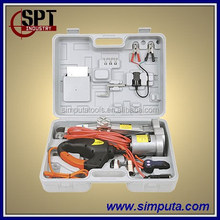 12V 1T Electric Jack and Impact wrench kit (SPT-23101)