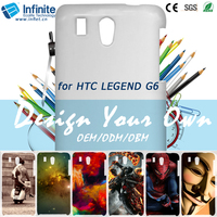 New Arrival Cartoon PC Back Case For HTC Legend G6