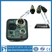 With white and black images industrial inspection digital hd ccd camera made in china