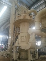 LSM1100 calcium carbonate / talc / limestone gypsum / barite / kaolin / mica / marble / granite powder mill