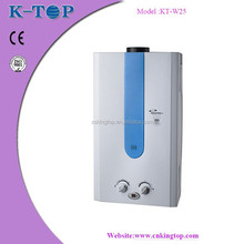 Flue type/Balance type/Forced type induction tankless water heater with CE