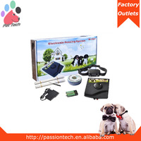 passiontech w227 electronic wireless dog fence cage