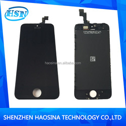 wholesale for iphone 5s screen, for iphone5s lcd screen with low price,china mobile phone spare parts for iphone 5s/5gs