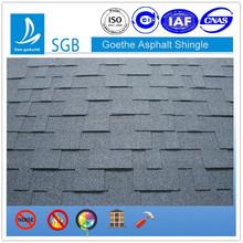Color not Fade 30 years warranty fiberglass reinforcement asphalt shingle