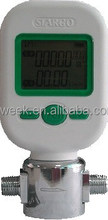 Portable Gas Flow Meter with Exchangeable Mechanical Adaptor MF5700 Series