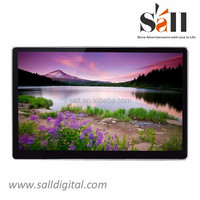 Indoor 72 inch lcd monitor for commercial show