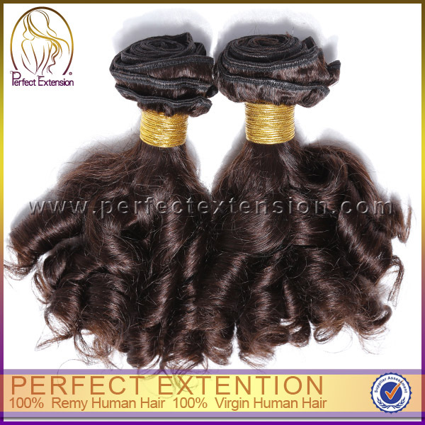 Wash Human Hair Weave 46