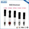 Alibaba Hot Selling BUD Atomizer, 2015 new vaporizer