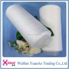china factories wholesale polyester cone yarn for auto pillow