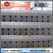 Round Section Shape and customized Surface Treatment pipe porn tube/steel tube 8 pakistani