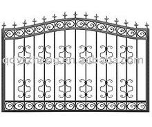 decorative metal garden gates