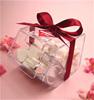 Any Shape Acrylic Transparent Cuboid Gift Packing Box