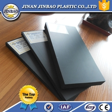 furniture carving decorative black plastic foam board PVC factory