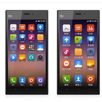 Original Xiaomi MI3 xiaomi M3 xiaomi 3 cell phone WCDMA 3G MSM8274AB Quad Core 5'' FHD IPS 2GB RAM 16GB ROM GPS 13.0MP Camera