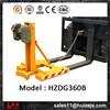 Forklift Attachments - Oil Drum Barrel Lifter Handler Clamp