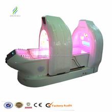 2015 best selling deluxe digital ozone sauna spa capsule for sale