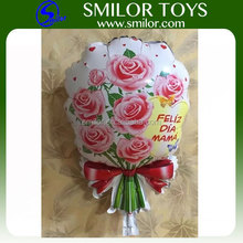 Wholesale Custom Made Shape Flower China Mylar Balloons