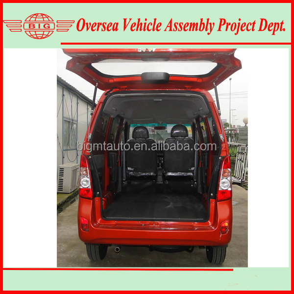electric mini van china manufacturer