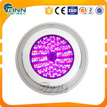 the AC 12v wall pool rgb light for indoor and comercial swimming pool use