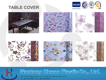 pvc films rolls with new design/soft glass for table cover/protective films