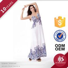 Summer Elegant V-neck Special Neck Designs For Ladies Dress Tops