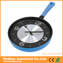 new products special frying pan wall clock