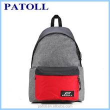 2014 China Manufacture popular classical name brand backpacks for school