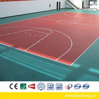 Basketball Court indoor
