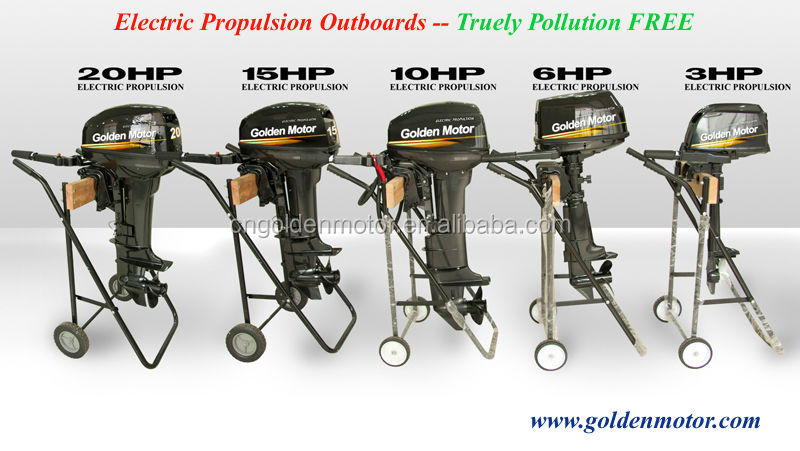 Electric Propulsion Outboards Inboards Drive Kits