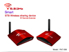 5.8G Wireless Smart Sharing of A/V Transmitter & Receiver Model:PAT-556