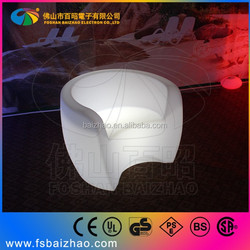 Hot sale LED sofa for couple of person