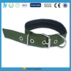 Adjustable Nylon Soft Liner Dog Collars Braid Foam Neck Protective Safe Collar Black/ Red/