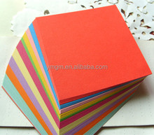 Color paper, art paper for Children hand-made, paper folding