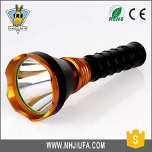 Cheapest new fashion gifts long range rechargeable flashlight