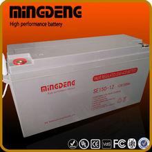 Good performance 12volt solare batterie 1000ah