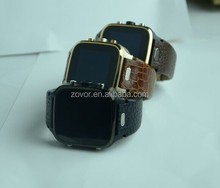 Factory price price of smart watch phone with skype