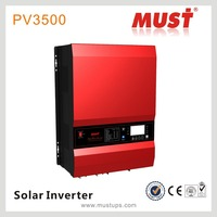 Inbuild charger sinewave home pure sine wave inverter 48vdc to 220vac 12000w for refrigerator