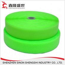 Alibaba china de alta calidad micro 100% material de nylon con velcro cinta mágica