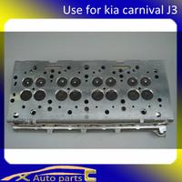 Own brand cylinder head for kia carnival (for Kia Carnival 2.9D J3-TE 22100-4A410 K149P-10-090 OK56A-10-100)