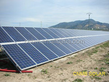 12v 500W PV solar panel manufactures in China