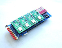 G800E 8 Ports GSM card PCI asterisk card SIM GSM gateway PBX elastix Trixbox card for voip openvox g400E