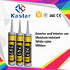 super sealant,water based,paintable,non-yellowing white finish