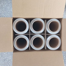 Clear STRONG RESILIENCE Hand WRAP Stretch Film from CHINA