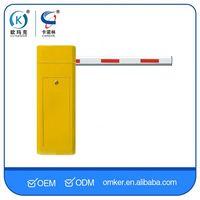 Over-Heat Protection Aluminium Drop Arm Barrier Gate