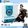 high quality with best price full-closed dry cleaning machine