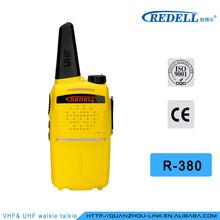 2015 High Quality Ham Radios Redell R-380 professional talkie walkie repeater 20km range