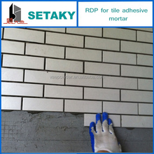 raw material dry mortar additive ethylene-vinyl acetate/RPP powder