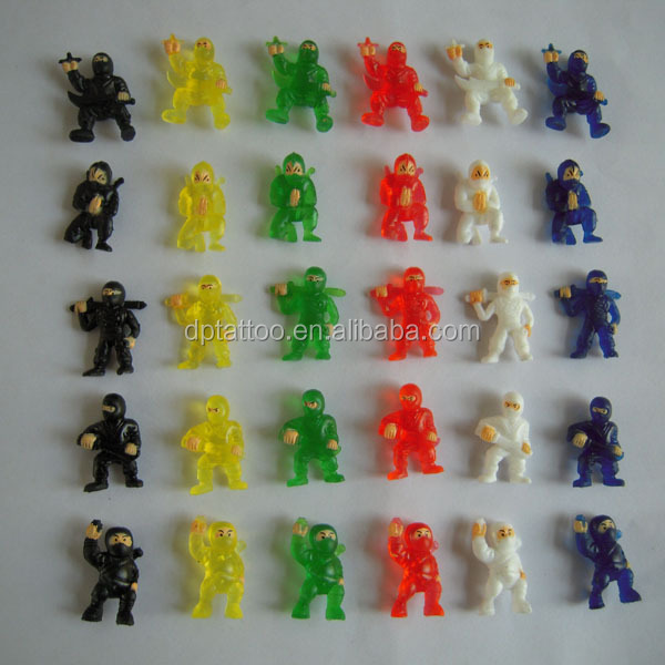 Mini Ninja Toys : Plastic capsule mini ninja toy buy