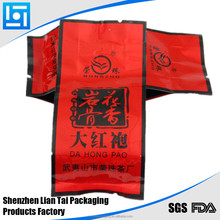 Charming image top sell stand up bag, colored plastic bag for tea , candy or snack packaging
