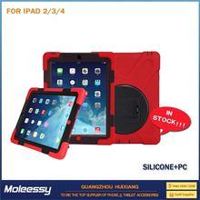 cute new arrival smart for ipad 2/3/4 custom case